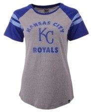 '47 Kansas City Royals Women's Fly Out Raglan T-shirt