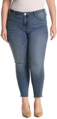 Seven7 Studded Splendor Skinny Jeans (Plus Size)