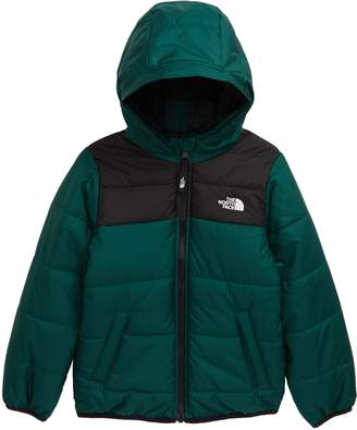 The North Face Perrito Reversible Water Repellent Hooded Jacket