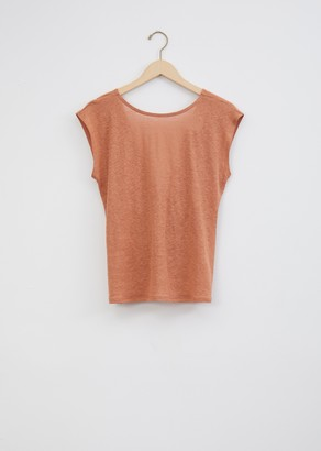 Forte Forte Linen Jersey Back Torchones T-Shirt