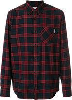 Carhartt plaid shirt