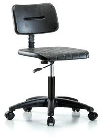 Blue Ridge Ergonomics Task Chair Ergonomics Casters/Glides: Casters