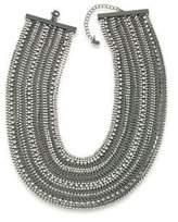 ABS by Allen Schwartz Rockstars Multi-Row Crystal Torsade Necklace