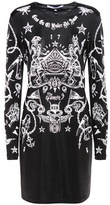 Givenchy Printed jersey dress
