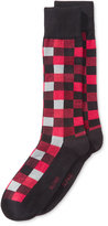 Alfani Men's Box-Texture Socks, Created for Macy's