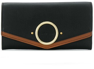 See by Chloe Aura two-tone wallet
