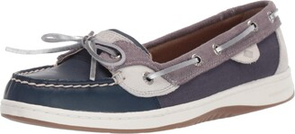 Sperry womens Angelfish Varsity Boat Shoe