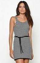 Faithfull The Brand Mykonos Knit Stripe Tank Dress