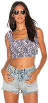 Indah Clover Cami in Blue. - size L (also in M,S,XS)