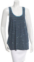 Current/Elliott Striped Sleeveless Top w/ Tags
