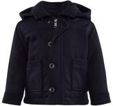 Paul Smith Navy Wool Coat