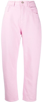 Ireneisgood High-Rise Tapered Jeans