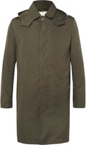 MACKINTOSH Bonded-Shell Hooded Raincoat