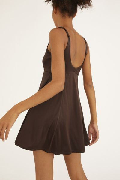 Thumbnail for your product : Out From Under UO Pina Empire Waist Mini Dress