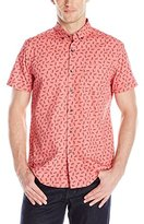 Kenneth Cole Reaction Men's Ss Bdc Print