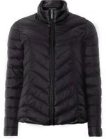 Dorothy Perkins Womens Black Quilted Pack-A-Jacket- Black