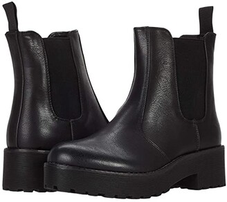 Chinese Laundry Margo (Black Smooth) Women's Pull-on Boots