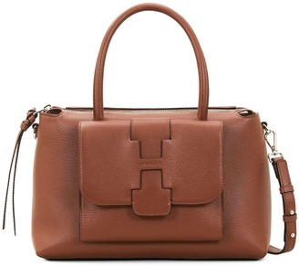 Hogan Boston Bag Brown