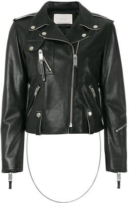 Alyx Cropped Biker Jacket