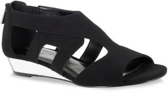 Easy Street Shoes Abra Women's Dress Wedges