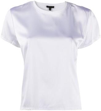 ATM Anthony Thomas Melillo silk T-shirt