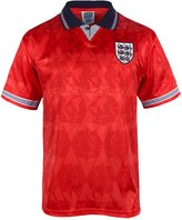 England Official Soccer Gift Mens 1990 World Cup Finals Away Shirt