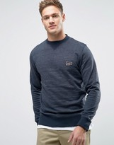 Jack and Jones Sweatshirt With Chest Logo