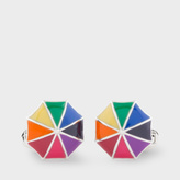 Paul Smith Men's Bright Umbrella Cufflinks
