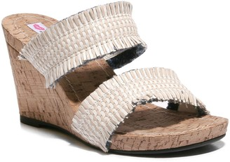 Two Lips Too Too Mira Women's Wedge Sandals