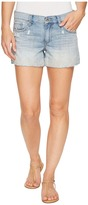 Lucky Brand The Cut Off Shorts in Pacific Blue Women's Shorts