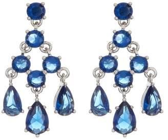 Carolee Mini Chandelier Stone Earrings