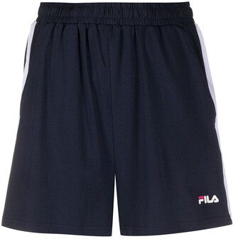 Fila Stripe-Side Track Shorts