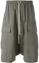 Rick Owens Pod cargo shorts - men - Cotton/rubber - 50