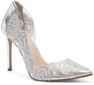 INC International Concepts Inc Women's Kenjay d'Orsay Pumps, Created for Macy's Women's Shoes