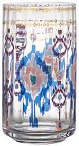 Anthropologie Halden Ikat Juice Glass, Multi, 384ml