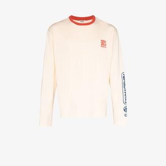 Kenzo Ocean Club printed cotton T-shirt