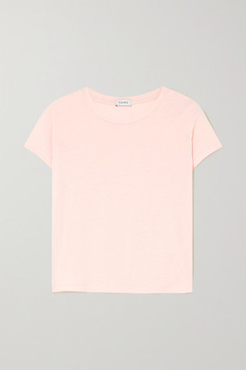Vaara Nadia Lyocell And Cotton-blend Jersey T-shirt - Blush