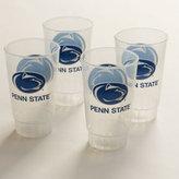 Penn State 4-Pack Plastic Tumbler