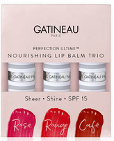 Gatineau Perfection Ultime Nourishing Lip Trio (Worth 81)