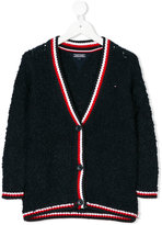 Tommy Hilfiger Junior knitted v-neck cardigan