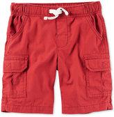 Carter's Cargo Shorts, Little Boys (2-7)