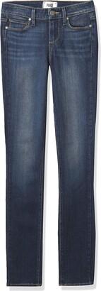 Paige Women's Skyline Skinny Jeans-Nottingham 23