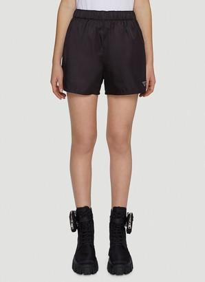 Prada Re-Nylon Gabardine Shorts