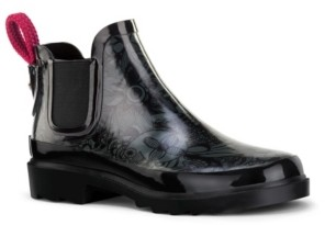 Sakroots Women's Rhyme Ankle Rainboot Women's Shoes