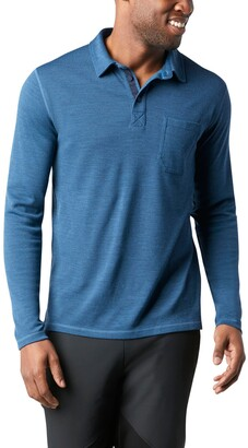 Smartwool Merino 250 Base Layer Long Sleeve Polo