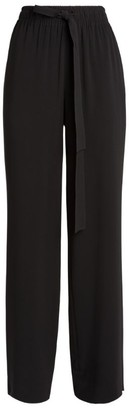 Dvf Diane Von Furstenberg Denise High-Waist Wide-Leg Trousers