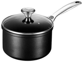 Le Creuset Toughened Non-Stick PRO 2-Qt. Saucepan with Glass Lid