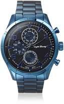 English Laundry Men's Watch EL7610NY236-259 Blue Steel, Dial, Bracelet