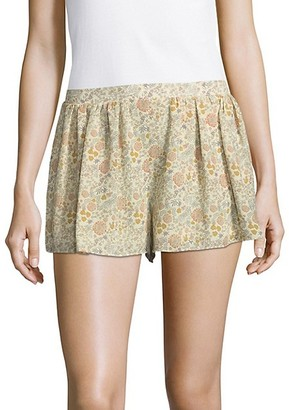 Prose & Poetry Rodney Flared Slim-Fit Shorts