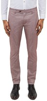 Ted Baker Mini Design Slim Fit Trousers